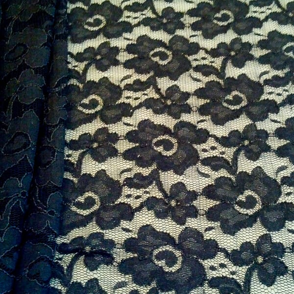 4C-100 Black Re-embroidered Lace 45 inches-Edit-2