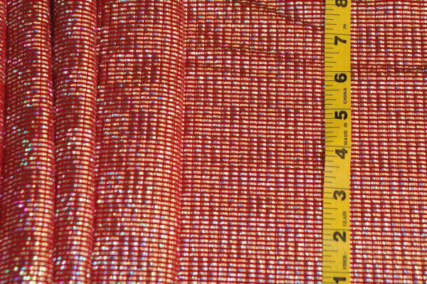 1D107-Red-Rectangle-Foil