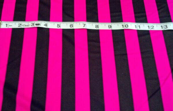 10F-103-Fuchsia-Black-Strip