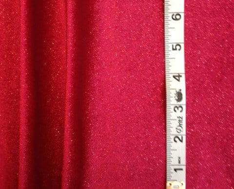 9D-101-Red-Red-Glitter-Velv