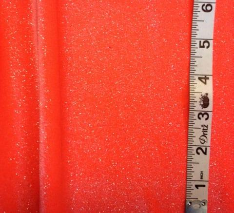9H-101-Neon-Orange-Glitter-