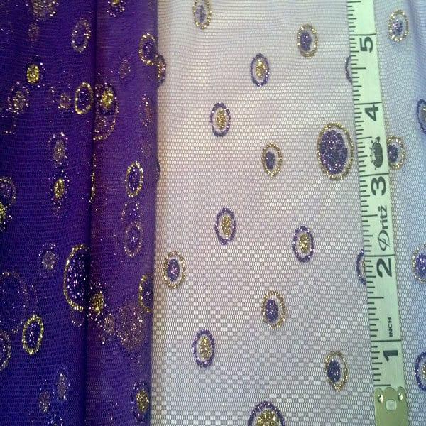 3N-109-Purple-Glitter-Mesh