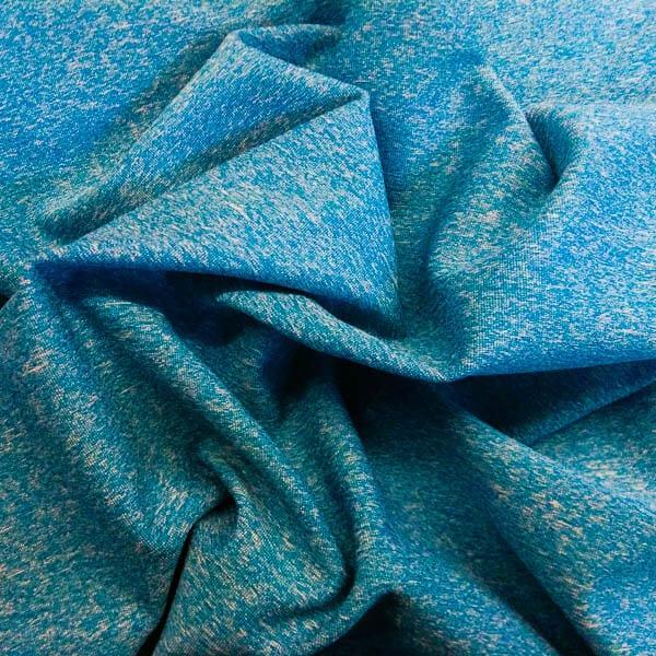5L-129 Turquoise Heather Dharma