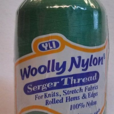 Kelly-Green-Woolly-Nylon
